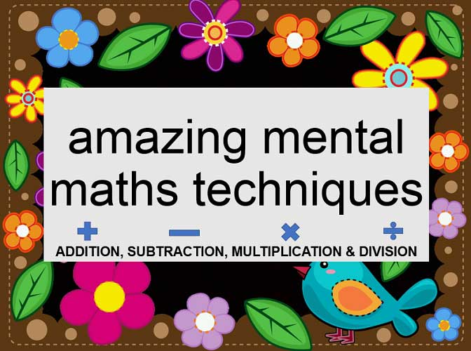 mental maths png schools
