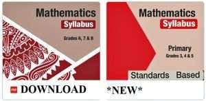 PNG SCHOOLS SBC Syllabus